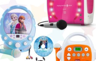 Best Kid Friendly Karaoke Machine