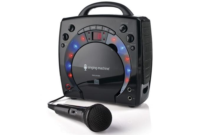 Singing Machine SML-283P Review