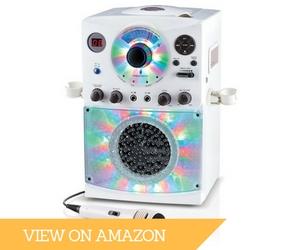 Singing Machine SML385BTW Review