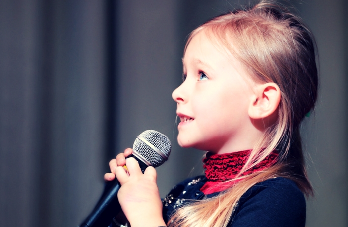 How To Teach A Child To Sing