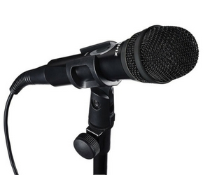 Custom-designed Microphone