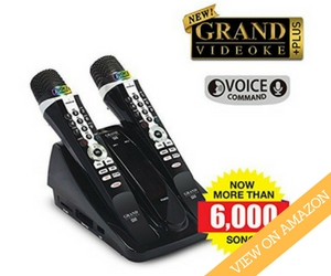 Grand Videoke Symphony - Best Model With Songs