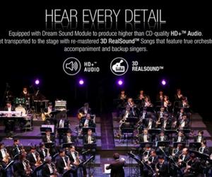 HD Audio Quality