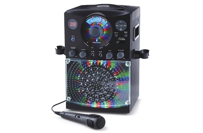 Singing Machine SML385BTBK