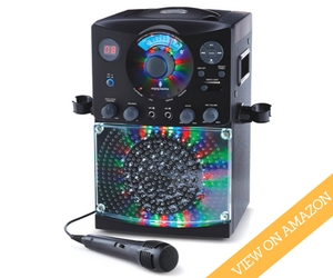 Singing Machine SML385BTBK - Best Under 50