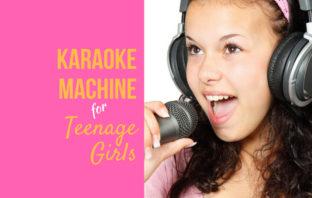 Karaoke Machine For Teenage Girl