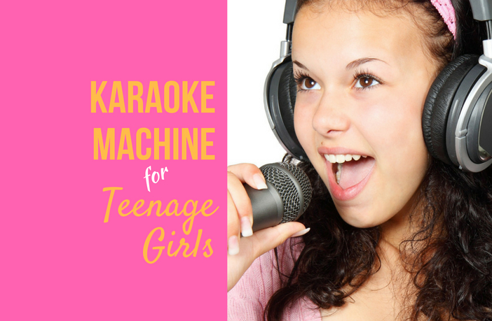 Karaoke Machine For Teenage Girl