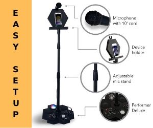 Easy to Set Up - Singsation All-In-One Karaoke System Deluxe Review